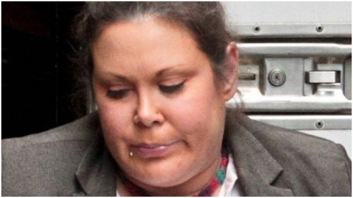 Raquel Hutchison was sentenced today, over the 2014 manslaughter of a man named Brett.