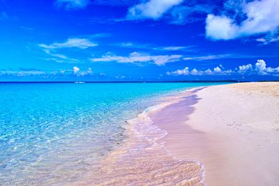 <strong>Yonaha Maehama Beach, Okinawa, Japan</strong>