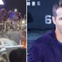 Ryan Reynolds nearly 'crushed' by fans at event in Brazil