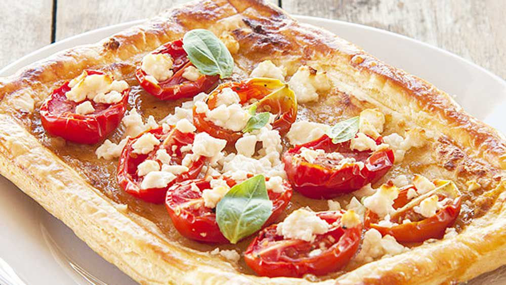 Matt Stone's re-pie-cled puff pizza. Best pizza recipes