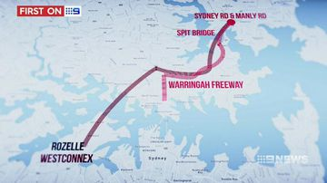 VIDEO: Building begins on Sydney's newest tunnels