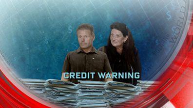 Credit warning