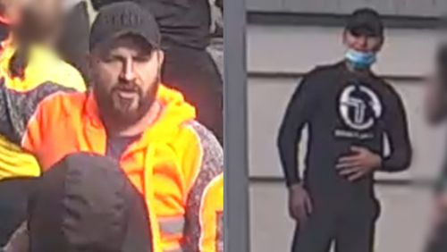Additionally, police are appealing for information to identify two other men who they believe may also be able to assist them with their investigations.