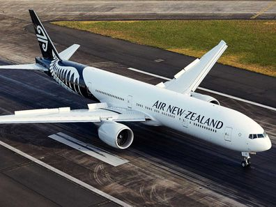 Air New Zealand's 777-300
