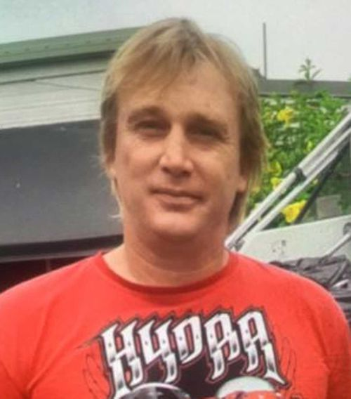 Neil Bennett was found dead near a creek in Morayfield last month.