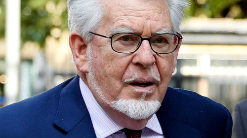 Rolf Harris defence casts doubt on first trial