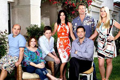 Who thought a show about a (sorta) mature-aged woman actively seeking younger sex partners could evolve into a quirky, heart-warming family comedy over the course of one season? <i>Cougar Town</i> did it, but too bad it didn't do it sooner, because people were so repulsed by the original premise and the title that they didn't give the show much of a chance. It's still on air today.