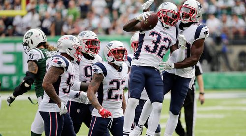 The New England Patriots are five-time champions. (AAP)