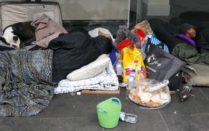 Students tackle homelessness in the time of COVID-19