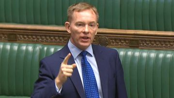 Chris Bryant. (AAP)