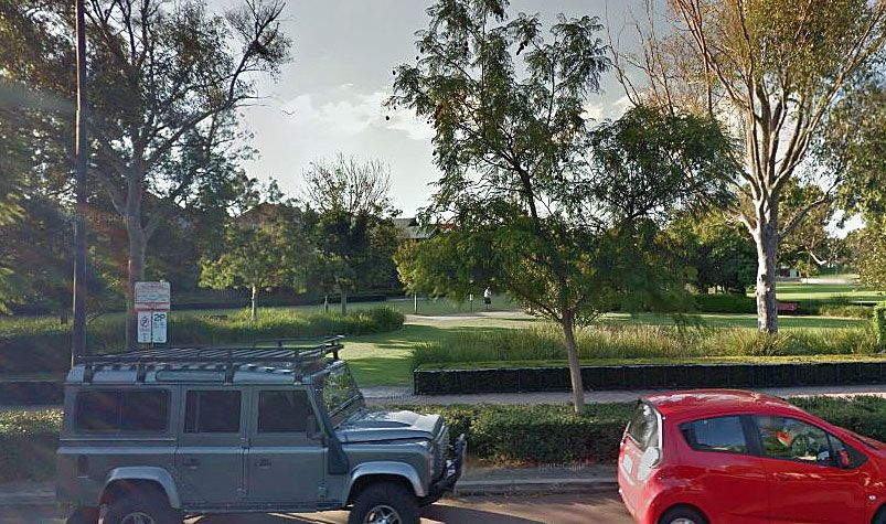 The address of the company, 370 Roberts Road, Subiaco, shows is a park. (Google Maps)