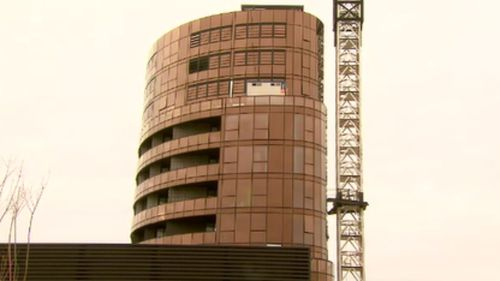Box Hill's high rise buildings are already on the way. (9NEWS)