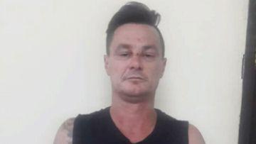 Scott James Harrison has been arrested in Bali.