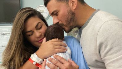 Vanderpump Rules star Brittany Cartwright gives birth, welcomes first baby with Jax Taylor