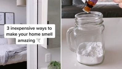 TikTok hack for making your home smell nice