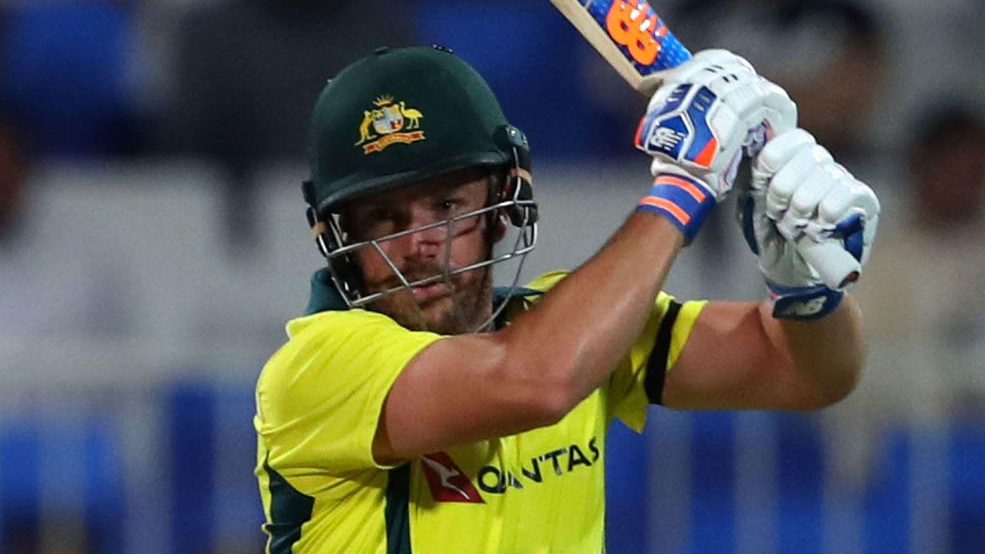 Aussies wins ODI series as Aaron Finch again makes big runs