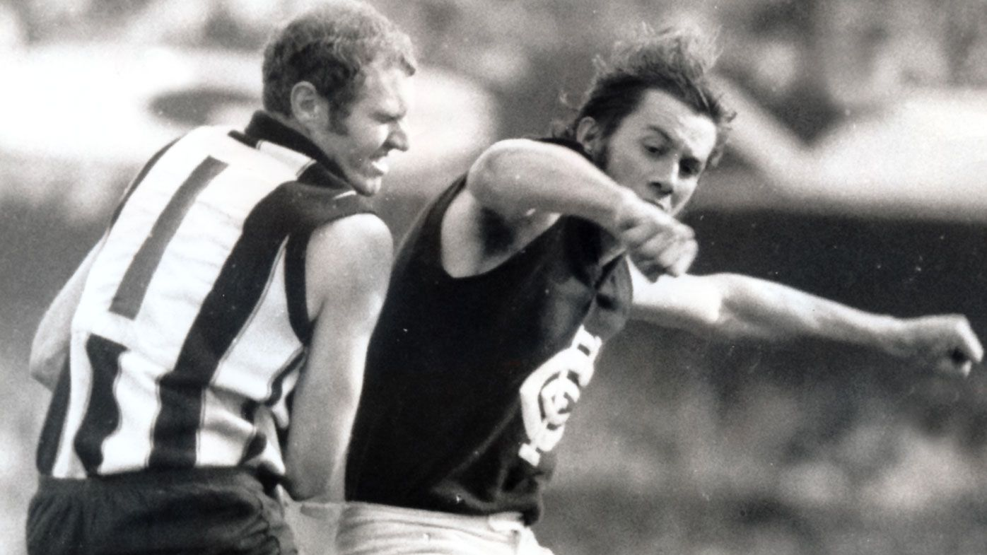 Collingwood great Terry Waters dies at 76 after cancer battle, club pays tribute