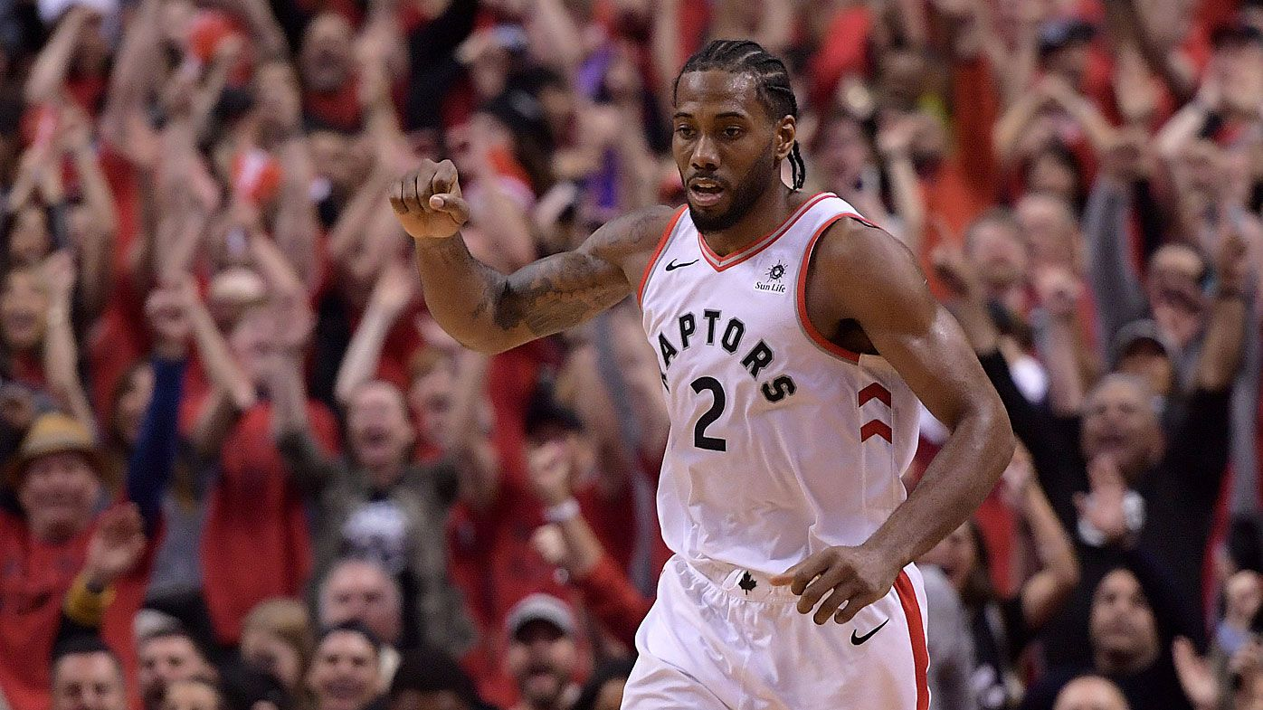 The tragedy that prepared Toronto Raptors star for NBA Finals history
