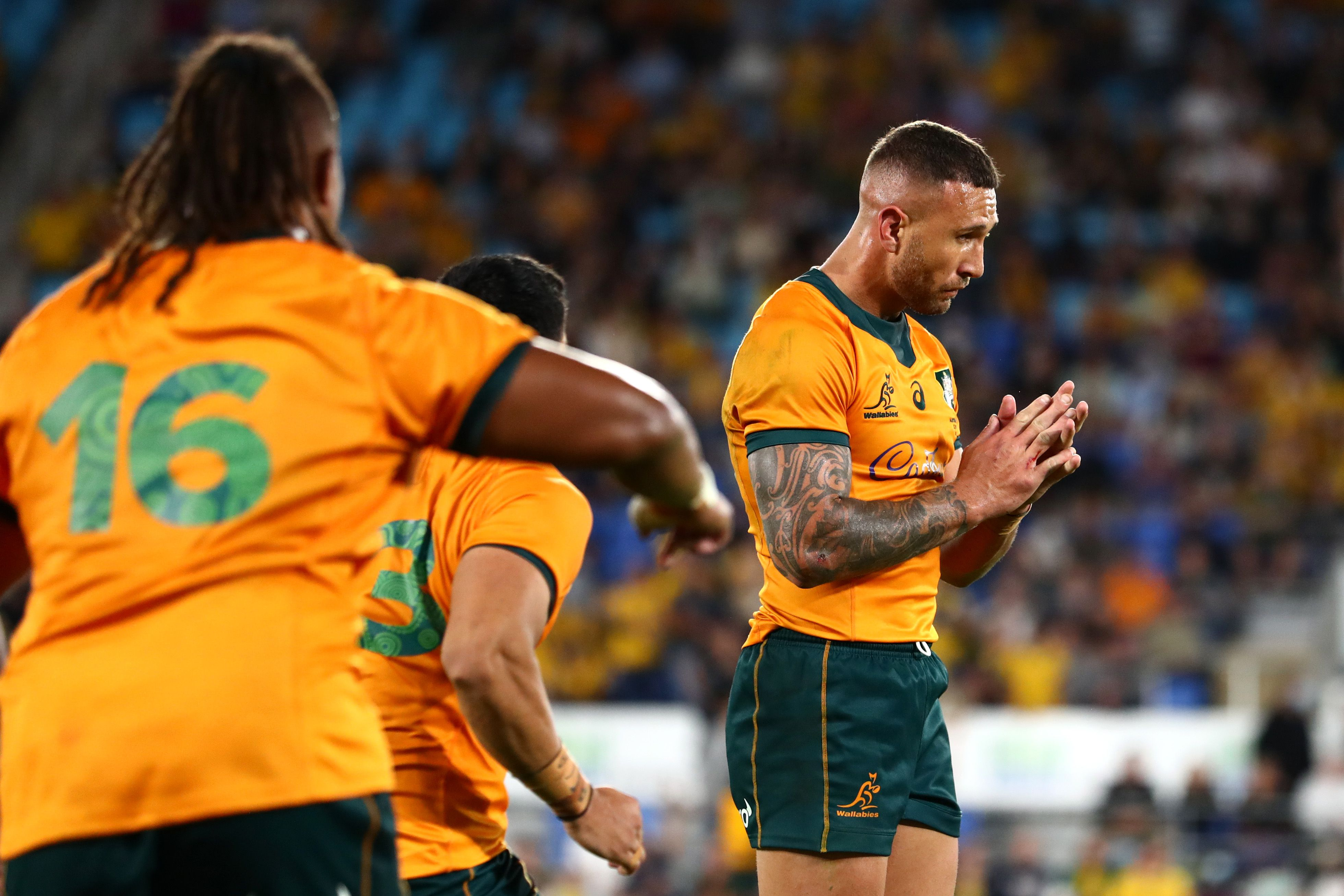 Rugby Heaven: The returns of Quade Cooper and Samu Kerevi have created welcome Wallabies selection headaches