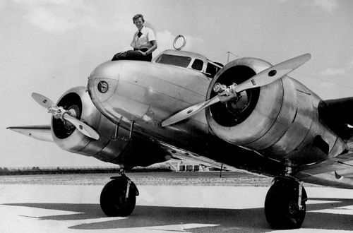 Tantalising clues and gargantuan crabs could unlock Amelia Earhart mystery