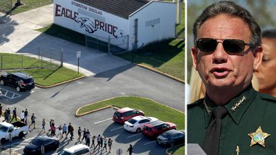 Florida school guard never went in to confront shooter