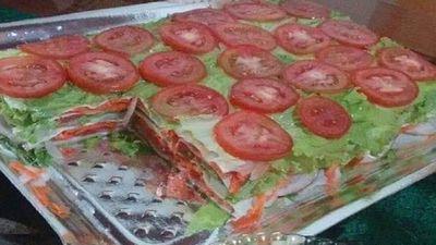 Is this a 'vegan lasagne'?