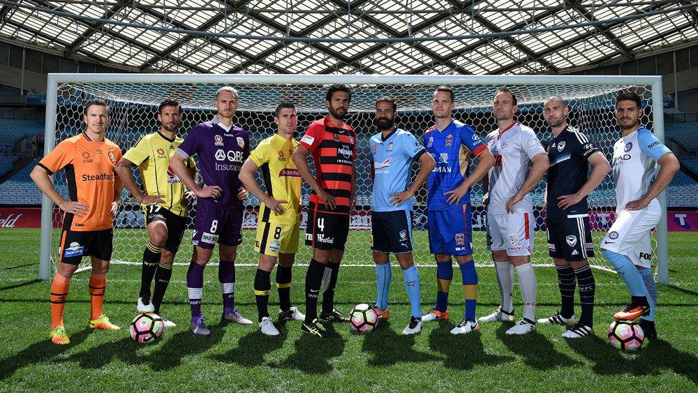 FFA's Gallop trumpets A-League expansion