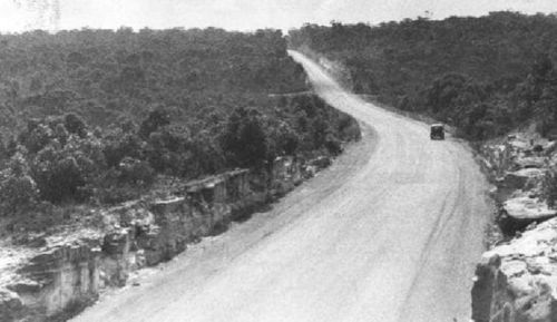 The Wakehurst parkway is a 16km route north of Sydney- and home to a ghost called Kelly.