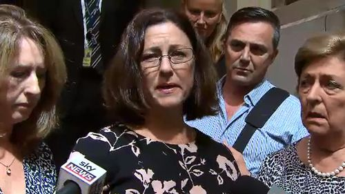 Mr Rattle's sister Katrina Lewin said the family was disappointed over the sentencing. (9NEWS)