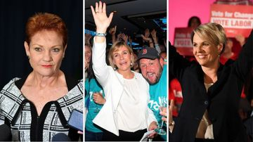 190518 Federal Election 2019 results winners losers Pauline Hanson Zali Steggall Tanya Plibersek Labor Party Liberal Party One Nation Politics news Australia