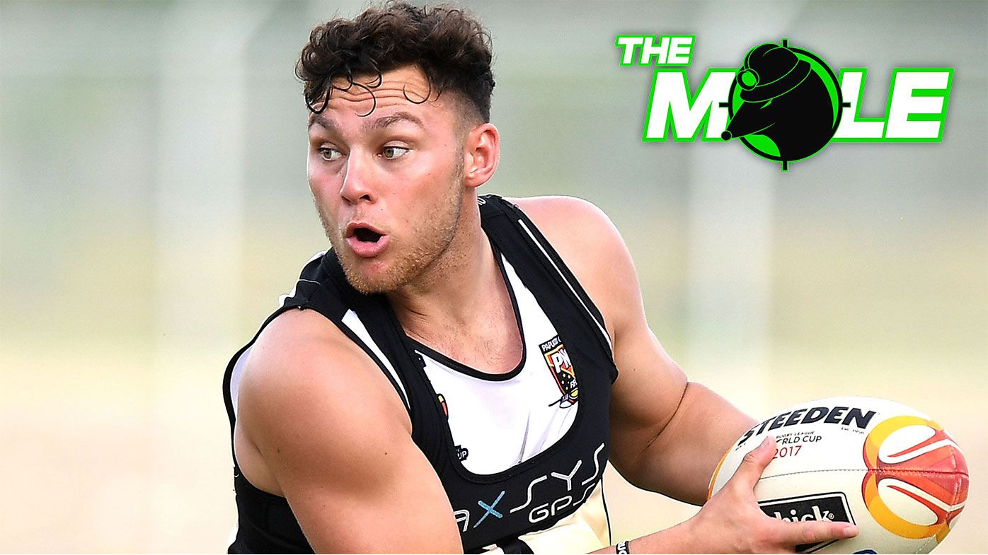 The Mole: Sydney Roosters re-sign Lachlan Lam
