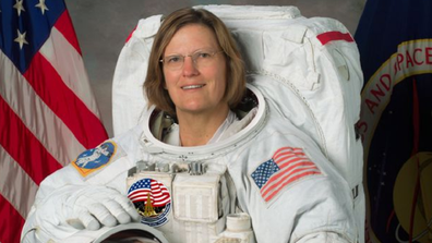 Kathy Sullivan is the first US woman to walk in space during three missions for NASA.