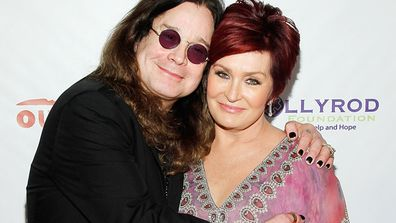 Sharon met Ozzy when she worked for his band, Black Sabbath, at 18 years of age! They married in 1982 and have somehow made it through, despite many drug, alcohol and violence-fuelled years together. There's no stopping these two now.