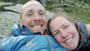 Daniel Colegate and Esther Dingley had been travelling through Europe together.