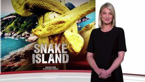 Snake Island, Growing pains, The tall guy
