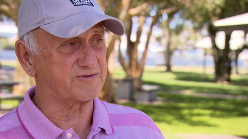 Bob Holmes is upset for his friends, who were allegedly scammed out of $28,000.