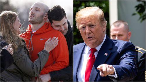 Donald Trump pardons soldier convicted of murdering Iraqi prisoner