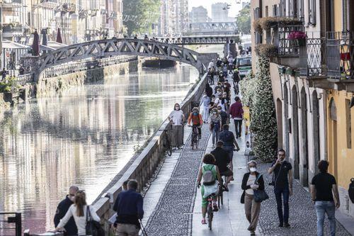 Navigli canals