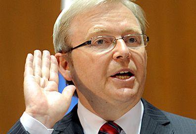 Kevin Rudd (AAP)