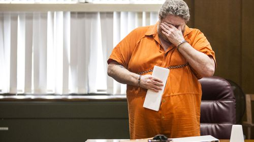 Michigan man gets 40 years in prison in deaths of five cyclists