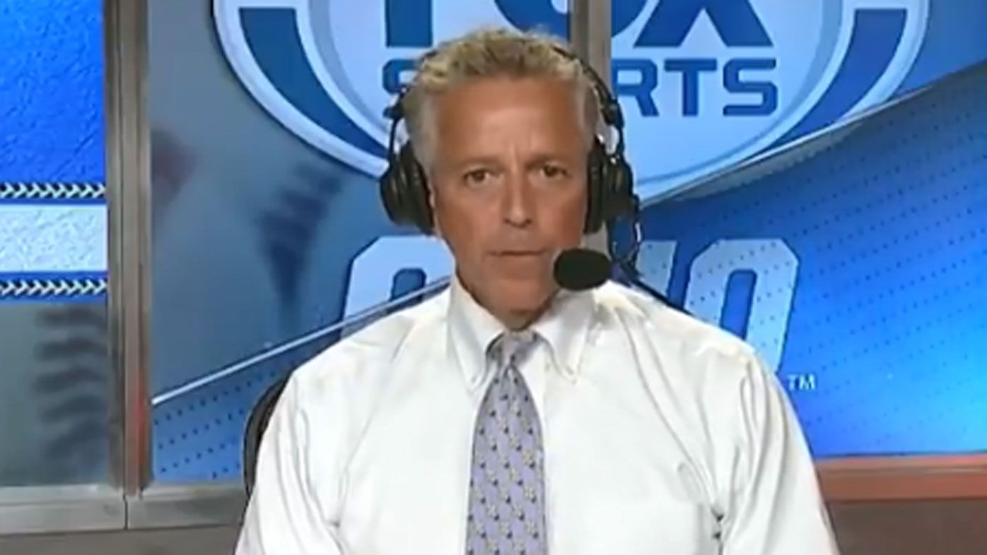 Broadcaster Thom Brennaman suspended after 'horrific' anti-gay slur