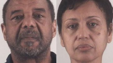 Police say couple Mohamed Toure and wife Denise, both 57, helped arrange the girl's transfer from the Republic of Guinea to their Southlake home in January 2000. (Tarrant County Jail)