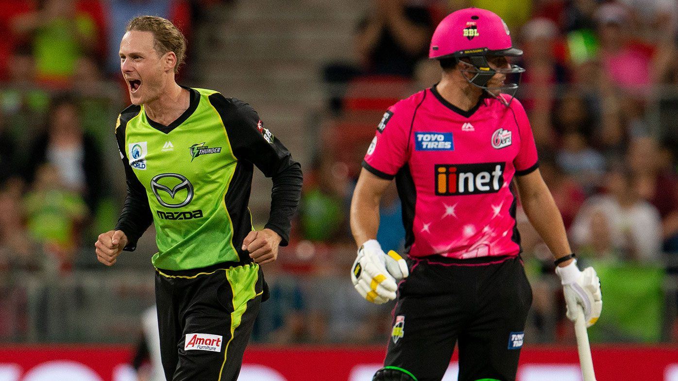 Professional gambler arrested at BBL clash banned from CA matches