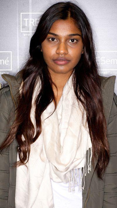 Zahra before
