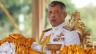 King Maha Vajiralongkorn has now removed six palace officials.