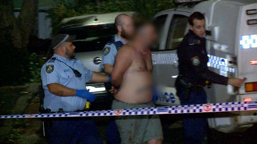 190610 Sydney siege Balmain armed home invader arrested crime news NSW Australia
