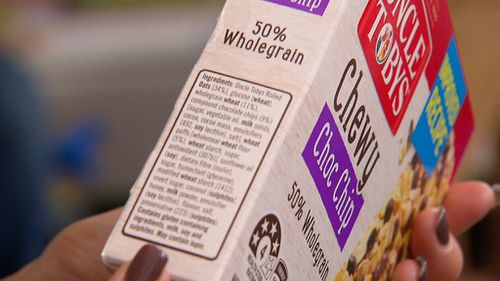 Clearer food labelling could make choosing healthier options easier for consumers, Choice has said. Picture: File image