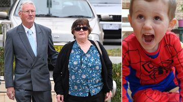 Bill Spedding 'with wife' when William Tyrrell vanished