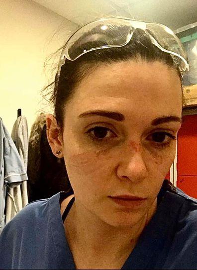 NHS nurse on coronavirus frontline shares the heartbreaking impact of the virus.