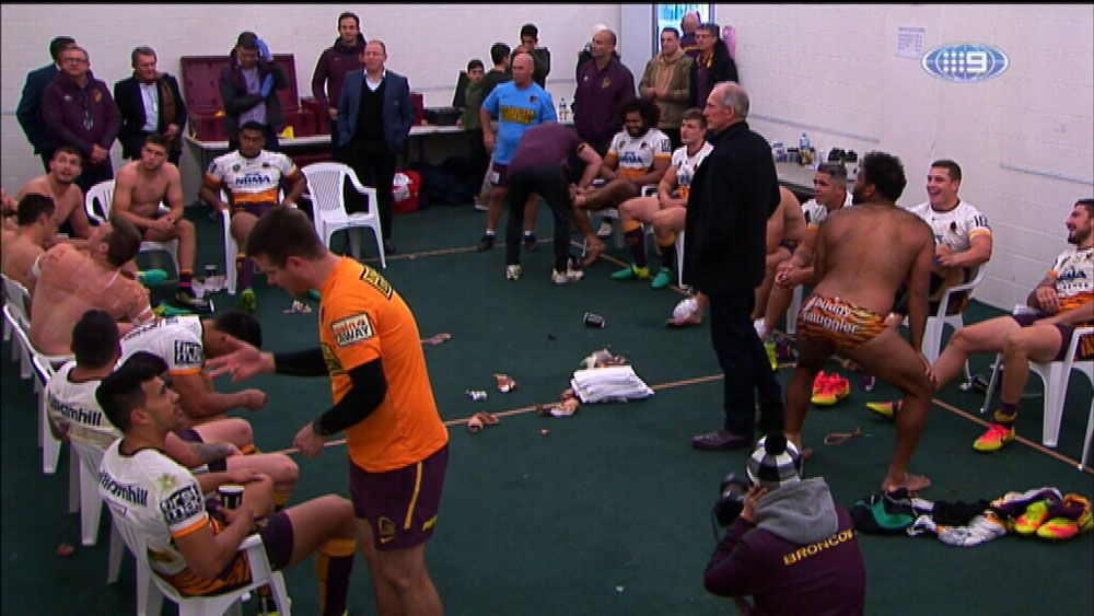 Thaiday celebrates 250th match with a twerk